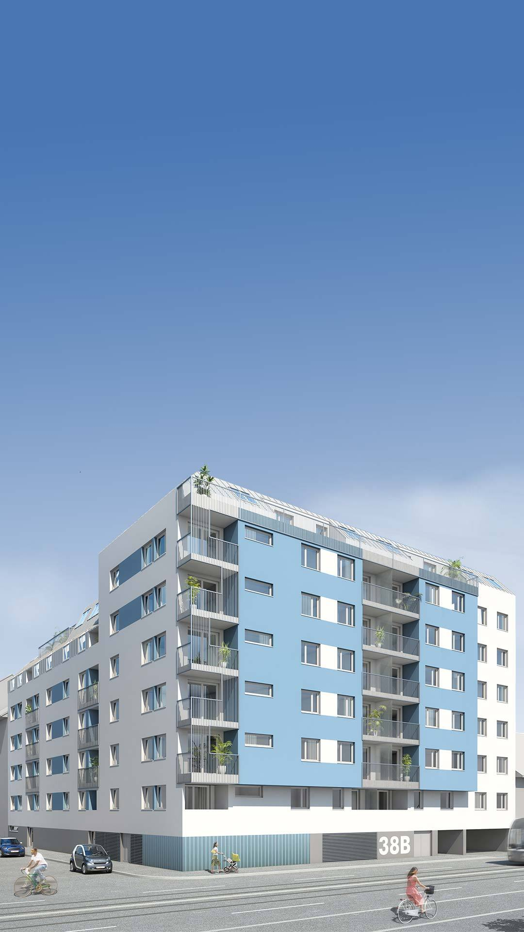 Paulusgasse 15 Haring Group Immobilien